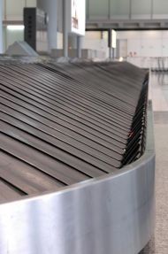 Airport Baggage Handling System Carousel